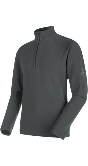 Mammut Yadkin ML Half Zip Pull Men graphite